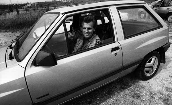 Minisex. Rudi Nemeczek, 1980