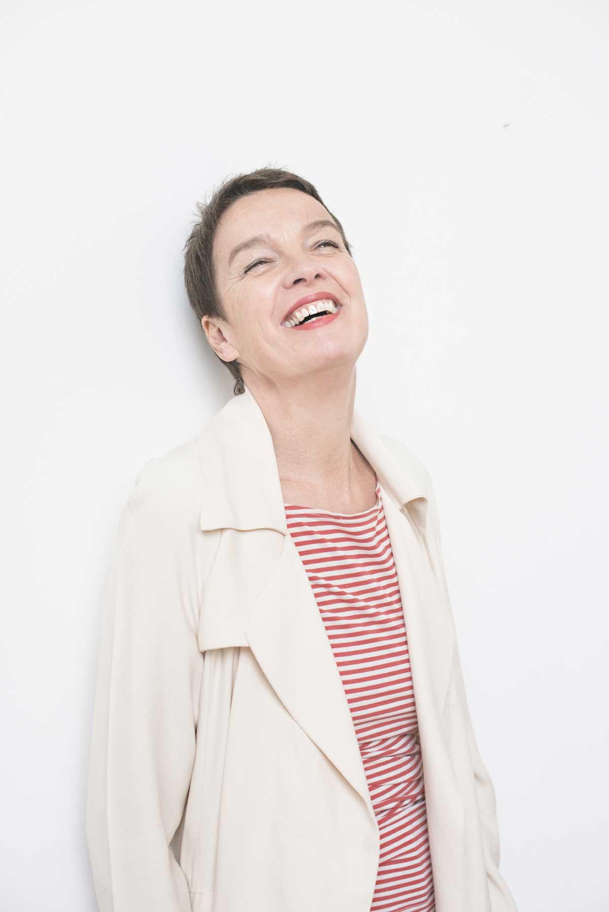 Franziska Maderthaner (Foto by Sabine Hauswirth)