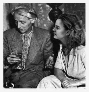 1941 Lou und Max Ernst