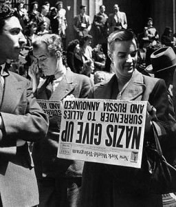 1945 in New York